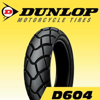 Dunlop Tire D604 4.60-18 63P Tubetype Motorcycle Tires
