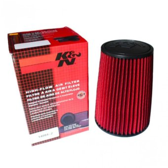 K&N 8 inches Air Filter Red