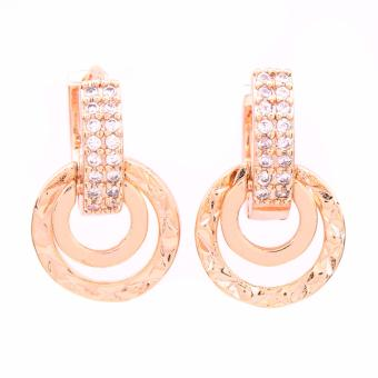rose gold hoop earring Price Philippines