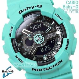 Casio Baby-G BA-111-3A (Green) Price Philippines