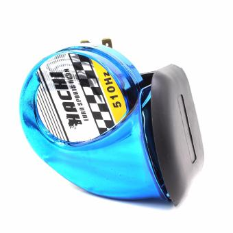 Motor Craze Hachi Universal Bike Scooters ATV Motorcycle Snail Horn (Blue) Price Philippines