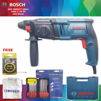 Harga Impact Drill SDS Bundle GBH 2-20RE