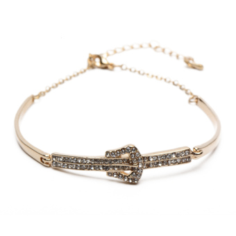 Athena & Co. Belt Buckle Bracelet (Rose Gold) Price Philippines