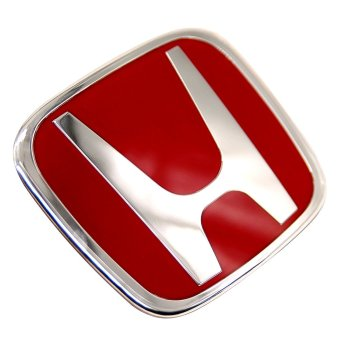 Harga Honda Red H Emblem for Steering Wheel