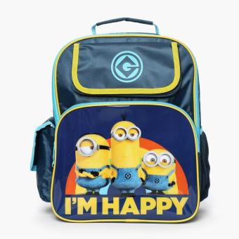Harga Minions I'm Happy Medium Backpack