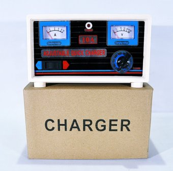QUICK BATTERY CHARGER FOR CAR BATTERIES 10A Price Philippines