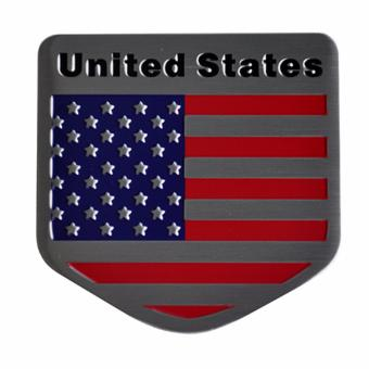 United States Flag Car Alloy Emblem Price Philippines