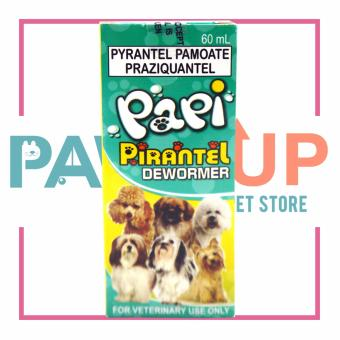 Paws Up Papi Pirantel Dewormer 60mL
