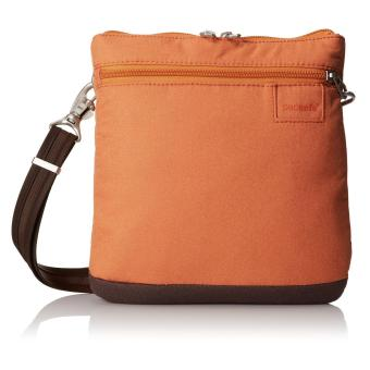Pacsafe Citysafe LS50 Anti-Theft Cross Body Purse (Apricot) Price Philippines