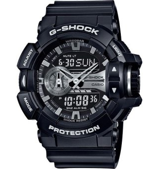 Casio G Shock Black Watch GA400GB-1A Price Philippines