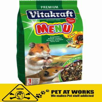 Harga Vitakraft Menu Vital Rabbit Food (1kg) for Hamster and Rabbit Food