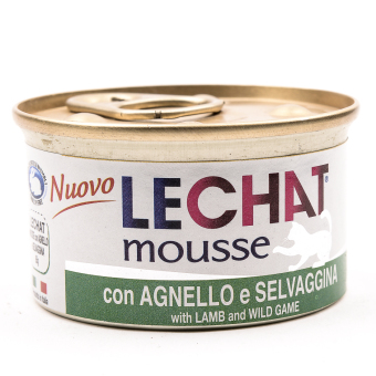 Harga Monge Lechat Mousse Heart & Chicken Livers Wet Cat Food 85g ( 12 cans / box)