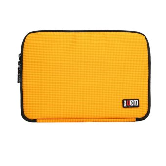 BUBM Waterproof Universal Cables Organizer Electronics Accessories Case Various USB Phone Charger Cable organizer Travel Organized Bag (M/Yellow) Price Philippines
