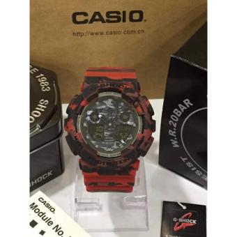 CASIO GSHOCK JAPAN GA100CM-4A Price Philippines