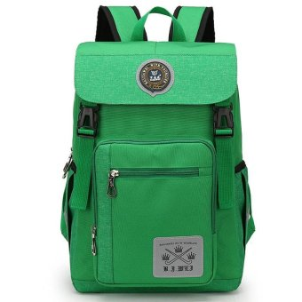 Children School Bag Solid Color Unisex Kids Backpack Schoolbag Casual Backpacks For Teenage - intl Price Philippines