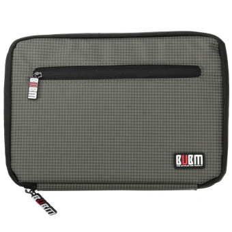 "Bang Storage Bag Organizer For 8"" Tablet Ipad Mini 1 2 3 Cable Grey - intl Price Philippines"