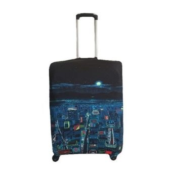 "Raffles Summer Fun Luggage Cover for 20"" Luggage (Tokyo Small) Price Philippines"