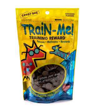 Train Me Treats Chicken ( 6 pc / pack)