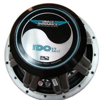 "Image Dynamics IDQ12V3.D2 -12"" IDQ Version 3 Dual 2 Ohm Subwoofer - picture 2"