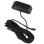 Intelligent Digital LED Car Parking Assistance System with 4 Sensors (Silver)