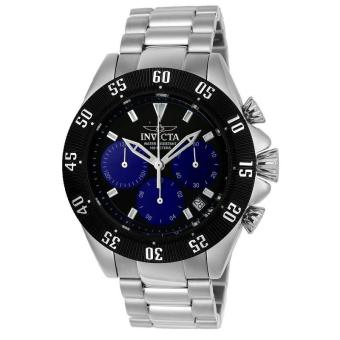 INVICTA Speedway IN-22397 Men's Stainless Steel Black, Blue Dial Watch - intl Price Philippines