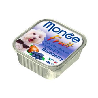 Italy Monge Fruit 100g. Turkey/Blueberry (SET OF 8) - 2