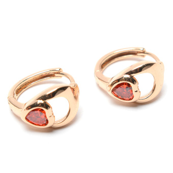 Jewelrista EAR339 Earrings (Rose Gold)