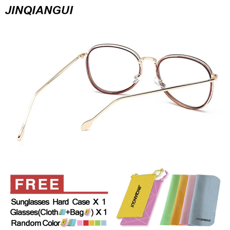 Philippines | JINQIANGUI Fashion Glasses Frame Vintage Retro Round ...