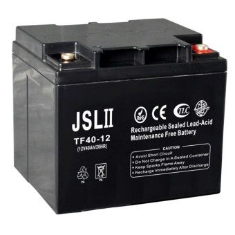 JSL II TF40-12 12V-40Ah LEAD ACID BATTERY