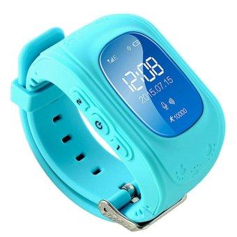 Kids Safe GPS/GSM Watch Wristwatch SOS Call Anti Lost Smartwatch For Kids-Q50 - intl - 2