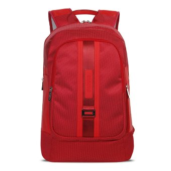Kingslong KLB112786RD Breathable air cushioned Backpack for 15.6 Inch Laptops (Red)
