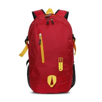 Kingslong KLB112788RD Sports Shockproof Backpack for 15.6 Inch Laptops (Red)