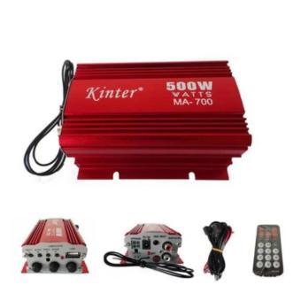 Kinter Amplifier 2 Channel Output 500Watts (MA-700)