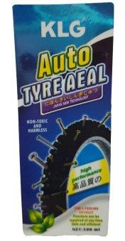 KLG Auto Tire Seal (Tyre Sealant, Never Flat) 500ml
