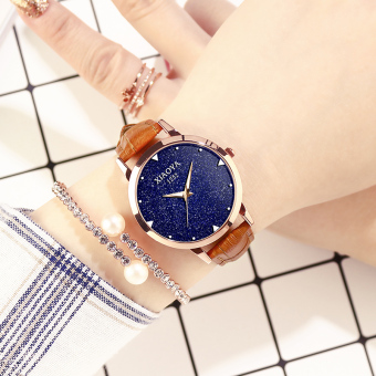 Korean-style girl's student waterproof quartz watch
