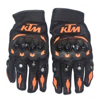 KTM Motorcycle GlovesXL Black Price Philippines