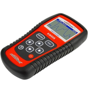 KW808 Professional Car Diagnostic Tool Engine Auto Code Reader Scanner Tool for Cars (Red and Black) - intl - 4
