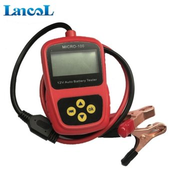 Lancol MICRO 100 Battery testers 12V Car Battery System Tester battery diagnostic analyser tool - intl - 3