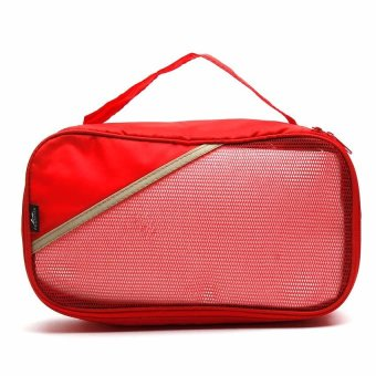 Le Organize 4-in-1 Luggage Organizer (Red) - picture 2