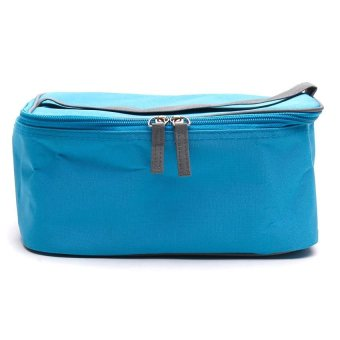 Le Organize All Purpose Carrying Case (Blue/Grey)
