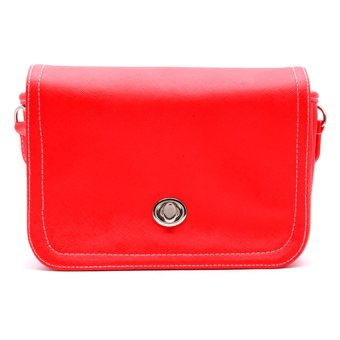 Le Organize Petite Sling Bag (Red)