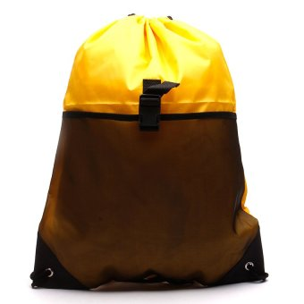 Le Organize Tote Backpack (Yellow)