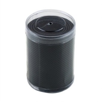 Leather Car Cover with Needles and Thread (Black) - picture 2