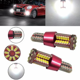 LED T10 SMD 57 led parking light white Price Philippines