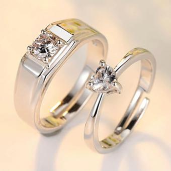 LOVE&HOME Fashion Adjustable Lover's Ring JZ-04 - 3