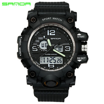 Lt Outdoor Men tactical multifunction electronic watch military form
