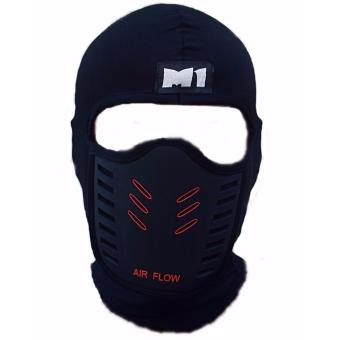 M1 HEAD SUPPORT MASK DUST FILTER AIR FLOW MOTORCYCLE WEAR