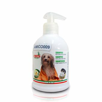 Ma-Fra Pet Care Shampoo for Long-Coated Dogs with Neem Oil AMICO009