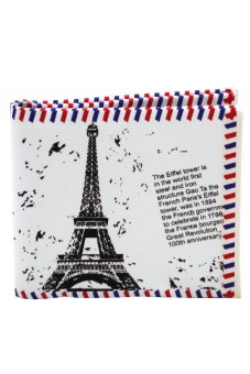 Mail of Eiffel Tower (multicolor)