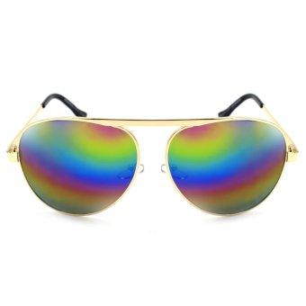 Maldives 2240-Y Luis Sunglasses (Multicolor/Gold)